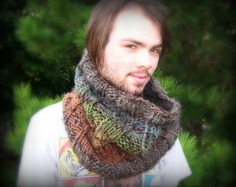 Forest Dwellers Chunky Cowl