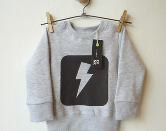 Sweater print for children