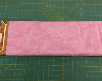 Pink Toscana fabric. Cotton candy texture blender quilting cotton quilters Northcott 2317