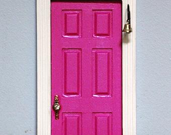 Pink Fairy Door / Tooth Fairy Door