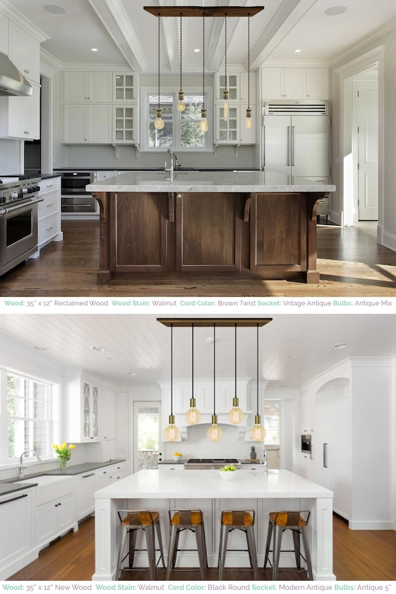 Kitchen Chandelier And Pendant Lights