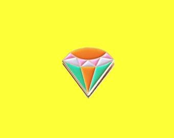 SALE - Enamel Pin / Lapel Pin - Glam Rock