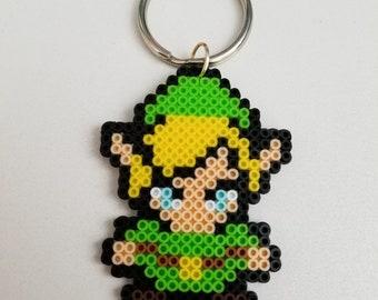 Legend of Zelda- Link Keychain