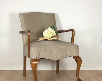 Newly Upholstered/Refinished Side Chair