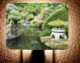 Zen Pond Night Light