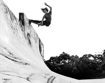 Tony Trujillo Crailslide Ed Dominick Skateboarding Photo