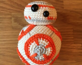 Handmade Crochet BB-8