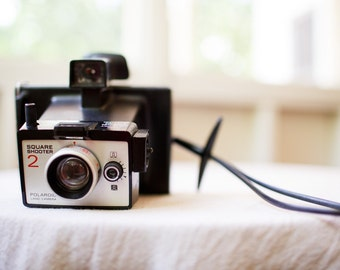 1970s Polaroid Square Shooter 2