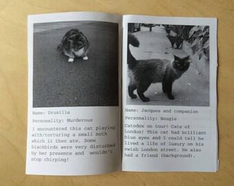 CATODEX 2: Another Catspotting Zine
