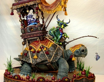 MD CLASSIC PHOTOPRINT- India Dragons