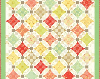 Ella Ollie kit by Fig Tree and CO for Moda fabrics
