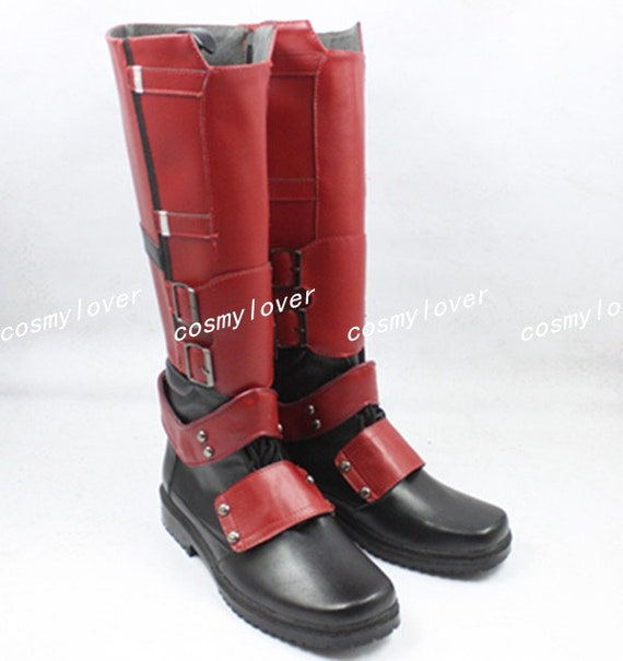 Wade Wilson Winston Shoes Cosplay Deadpool nfaxgn