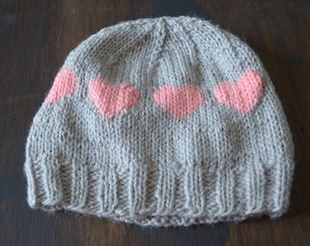 Knit Toddler hat