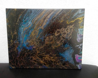 Dreamscape acrylic on canvas