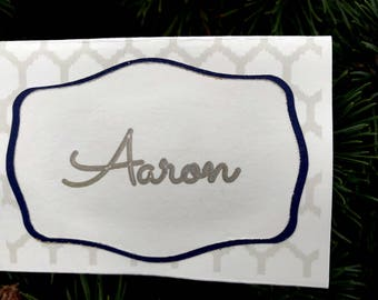 Rustic Wedding Name Cards, Table Place Cards, Art Deco Place Cards, 1920s Name Cards, Placement Cards, Guest Name Cards, Wedding Guest Cards