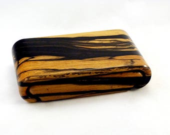Pale Moon Ebony Box
