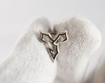 Final Fantasy Tidus .925 Sterling Silver Earrings