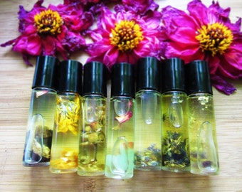 PREORDER botanical scents / pick your poison - .35 oz