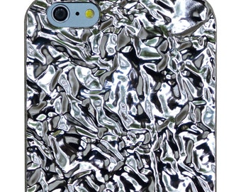 Silver Crystalline Case for iPhone 6 / 6s