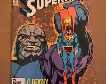 1987 Superman Comic Book #3