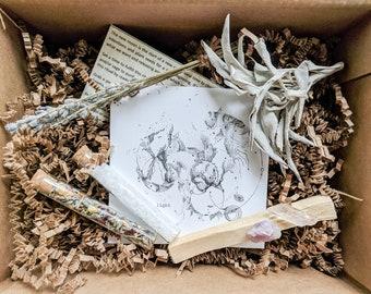 Luna Box -New Moon Ritual Kit