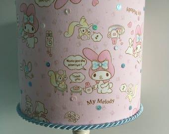 My Melody lampshade
