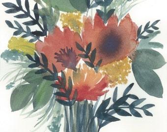 Poppies (8x10 print)