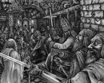 The Trial  (Gille De Rais Trial ...Joan of Arc)