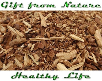 Sarsaparilla ROOT CUT Smilax officinalis,Dried SPICE Organic Whole Kitchen 3.53oz (100g)