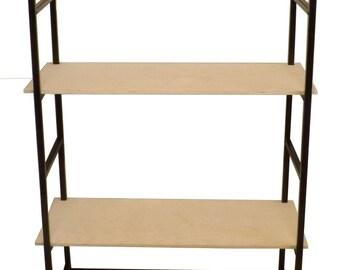Portable Display Shelf - Craft show display - Portable shelves - art show display - tradeshow booth display shelf