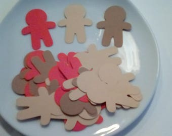 Gingerbread Man Punches