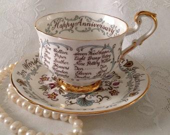Paragon Tea cup and Saucer Teacup Set