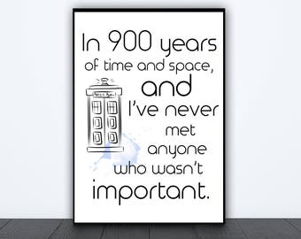 Dr Who inspired alternative poster  , tardis, doctor who, whovian, police box, time lord, dr who art, tardis poster, tardis print