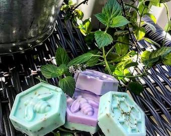 Handmade Soaps (3 pack)