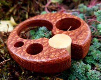 Wooden Teething Rattle 6