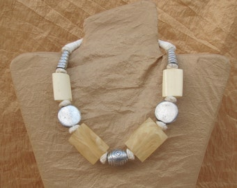 Bone Necklace Indian Necklace Unique Necklace for Women Exotic Necklaces Bohemian Necklaces Boho Necklaces Gypsy Necklaces Classic Necklaces