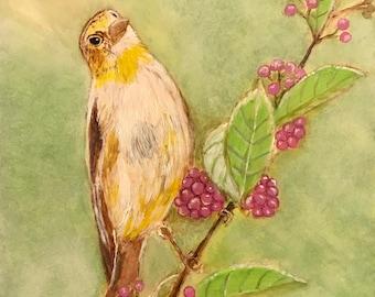 Cute little birdie #6
