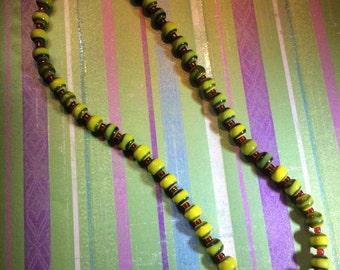 Toucan necklace