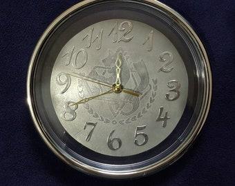 Fullmetal Alchemist Clock