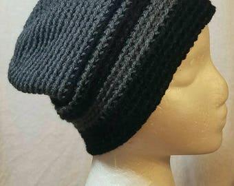 Trendy Stylish Teen/Men's Crochet Slouchy Hat Beanie