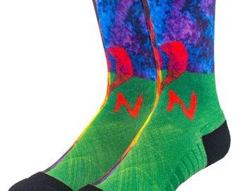RN Nursing Compression Socks