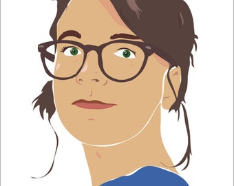 Illustrated Portrait!