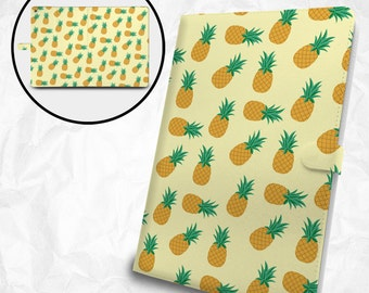 Pineapple iPad, iPad Air, iPad Pro case with personalized monogram