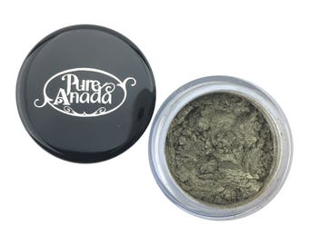 Luminous Eye Colour - Moss, Loose Mineral, Forest Green