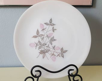 Vintage Federal Glass Company charger plate