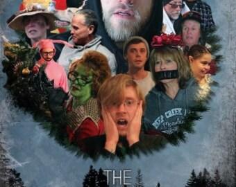 "THE CHRISTMAS SERIES Poster-18"" x 24"""