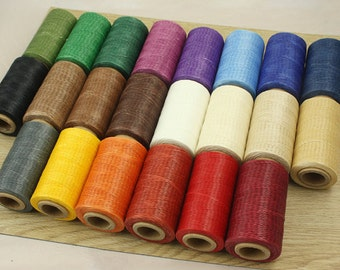 Thread sewing leather 150D