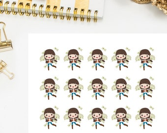 Planner Girl Pay Day Stickers, planner girl pay day planner stickers