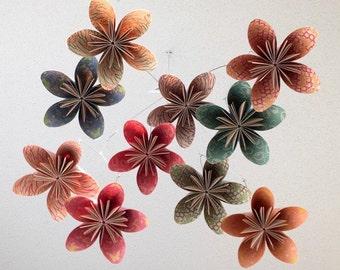 Paper flower mobiles selol ink paper flower mobiles mightylinksfo