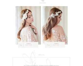 Website Design, Custom website, wordpress theme,, photography website, wedding website, wordpress website, wix website